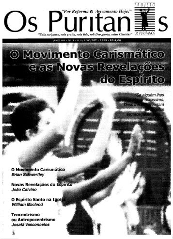 Puritanos – 1999-03 – Movimento Carismatico