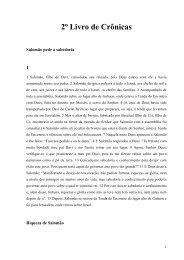 Livro de Crônicas 2