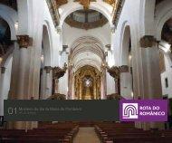 Mosteiro de Santa Maria de Pombeiro - Rota do Românico