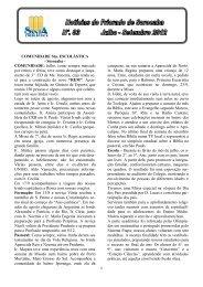 2012 Julho-Setembro Notícias do Priorado No. 3