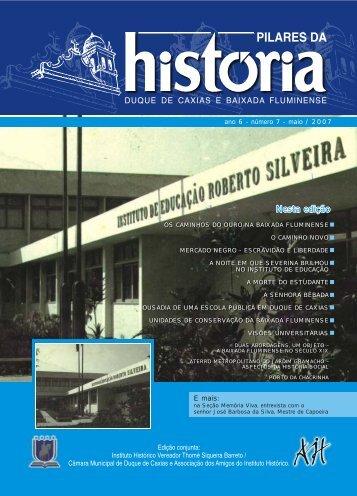 pilares 7 completo - Biblioteca Virtual de Meio Ambiente da Baixada ...