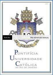 PUC Pre-Departure Manual - University of Nebraska Omaha