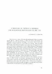 O MOSTEIRO DE TIBÃES E A REFORMA DOS BENEDITINOS ...