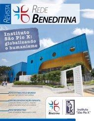 Edição 2 - outubro/novembro 2010 - Rede Beneditina