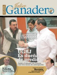 UGRJ Es dueña de predio - Unión Ganadera Regional de Jalisco