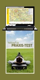 PRAXIS-TEST - YellowFox