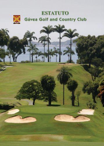 ESTATUTO - Gavea Golf and Country Club