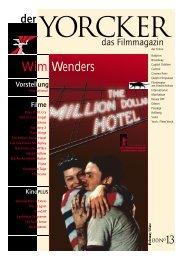 Yorcker Nr. 13 (Febr/März 2000) - Yorck Kino GmbH