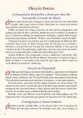 V No quinto mistério contemplamos a coroação de Nossa Senhora ... - Page 3