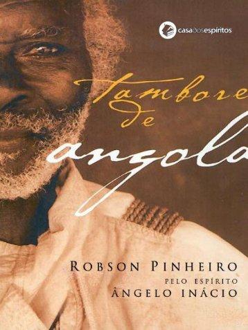 Tambores de Angola - Portal Luz Espírita
