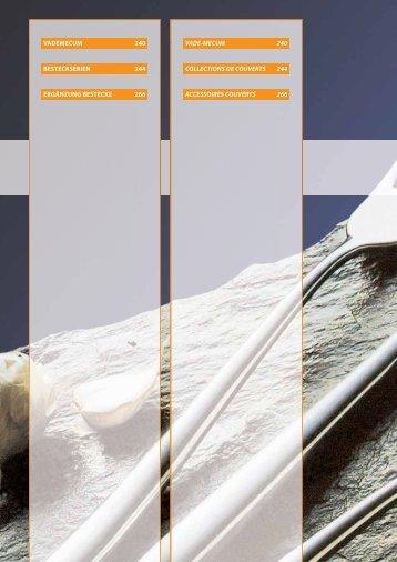 BESTECKE COUVERTS - Victor Meyer / Victor Meyer
