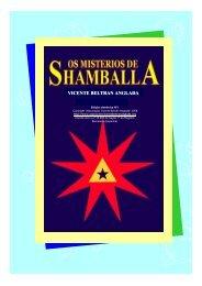 Os Mistérios de Shamballa - Escola da Luz