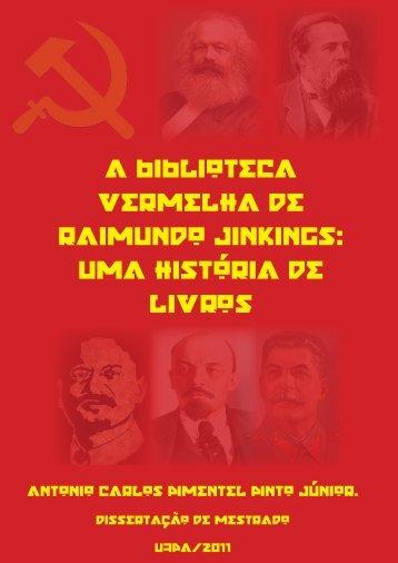 a biblioteca vermelha de raimundo Jinkings - Repositório ...