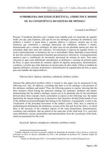 Baixar arquivo em pdf - Revista Reflexões