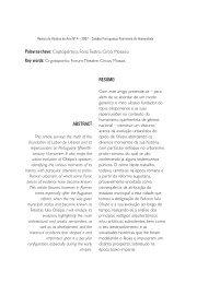resumo abstract - Instituto de História da Arte - Universidade Nova ...