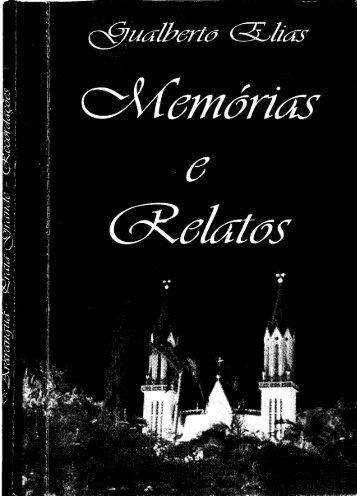 Baixe e leia o livro Memórias e Relatos - Clic Engenharia