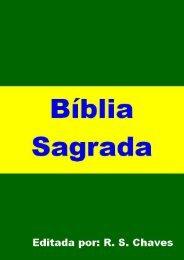 Bíblia em formato PDF - Conheçendo a Palavra