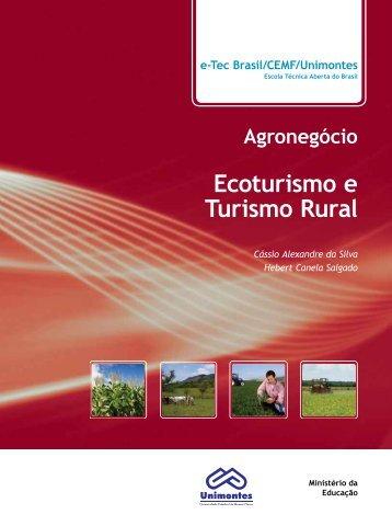 Ecoturismo e Turismo Rural - CEAD - Unimontes