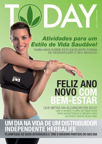 Download da revista - Herbalife Today Magazine