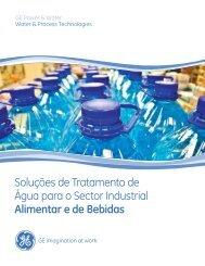 Soluções de Tratamento de Água para o Sector Industrial Alimentar ...