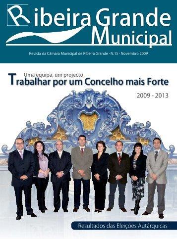 Transferir o ficheiro - Câmara Municipal da Ribeira Grande