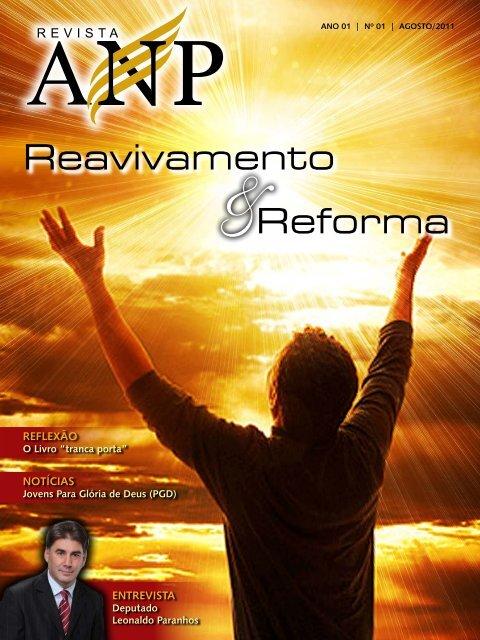 Revista ANP - União Sul-Brasileira