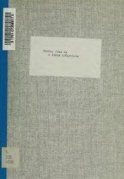 A lenda infantista : (observações a um estudo do Sr. Dr. Teofilo Braga)