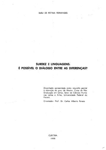 D - FERNANDES, SUELI DE FATIMA.pdf - Universidade Federal do ...