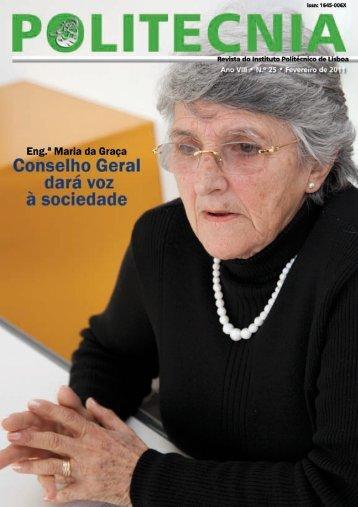Consulte a versão PDF ( 3.26 MB ) - Instituto Politécnico de Lisboa