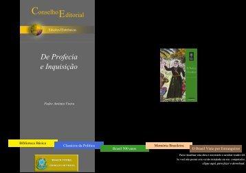 De Profecia e Inquisição - Valdir Aguilera