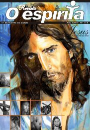 Capa 119 - Revista Espírita