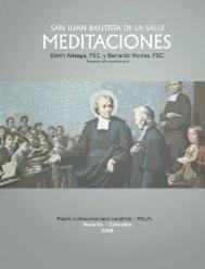meditaciones - Provincia La Sallista de Medellín