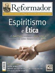 Capa REFORMADOR - Setembro 2009