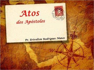 05-Atos dos Apóstolos - Erivelton.com.br