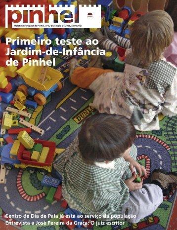 Nº 6 - Dezembro 2006 (3227 Kb) - Câmara Municipal de Pinhel