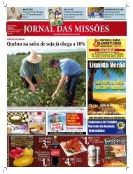 Edição 3630 - Jornal das Missões