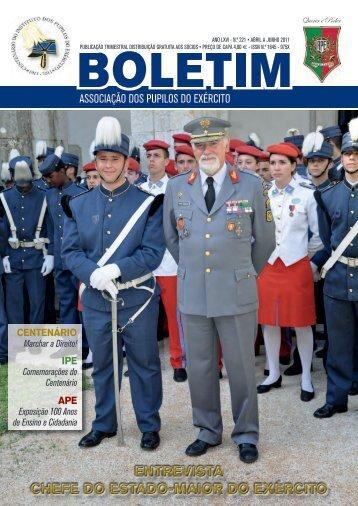 Revista_221_Cliente - Associação dos Pupilos do Exército
