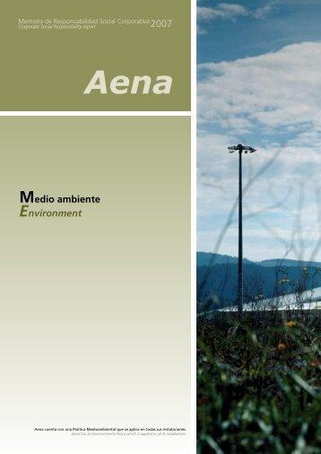 Medio ambiente PDF (566 KB.) - Aena.es