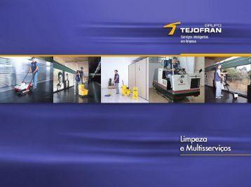 você encontra a apresentação da área - Grupo Tejofran