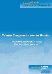 Nuestro Compromiso con los BARRIOS - Reforma de la Ley Electoral