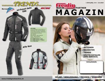 TRENDS - GRATIS KATALOG - Trendmoto GmbH