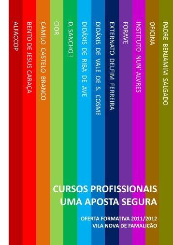 curso profissional técnico de gestão