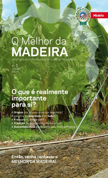 MADEIRA - Clube de Produtores