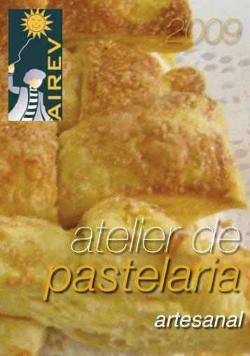 Consulte aqui o nosso Catálogo de Pastelaria - AIREV
