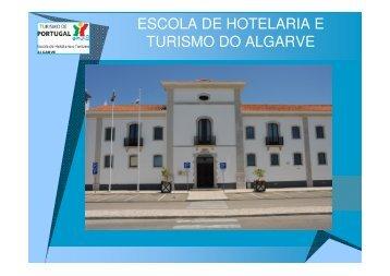EHTA - Escola Hotelaria Turismo Algarve - apcer