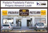 Padaria Pastelaria Fabrico Próprio Almancil Loulé.cdr