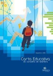 Carta Educativa - Câmara Municipal de Sesimbra