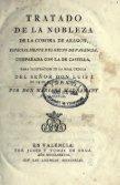 Tratado de la nobleza de la Corona de Aragon, especialmente del ... - Page 5