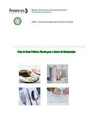 Guia de Boas Práticas Fiscais para o Sector da Restauração