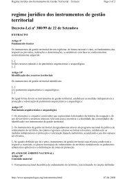 Decreto-Lei n.º 380/99 - Câmara Municipal de Albufeira